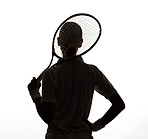 "She's the ""dark horse"" in this tennis competition"