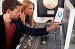 Enjoying the advantages of digital recording technology