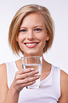 The secret to beautiful skin is hydration