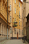 [Gamla Stan/Old part of Stockholm]