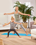 Yoga has no age restriction