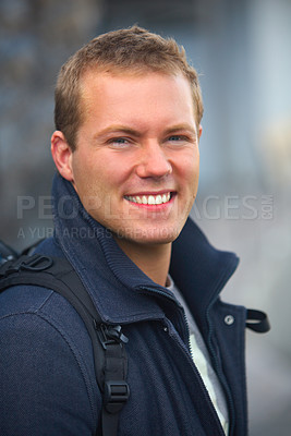 Buy stock photo Young Man