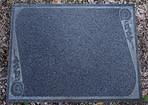 An empty headstone waiting for it's epitaph