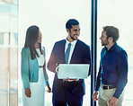 Finding corporate solutions together