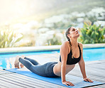 Yoga is good for the whole body