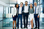 Meet the team of top performing corporates
