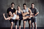 Get fit and stay fit with a strong support system