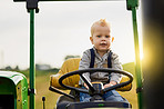 He's the future of farming
