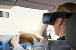 Putting virtual reality in the driver's seat