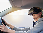 Taking virtual reality on the road
