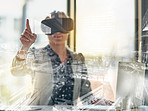 Reaching out to a wider business network with virtual reality