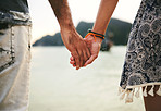 Anywhere is perfect as long as we're hand in hand