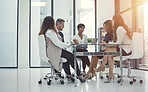 Moving business forward with successful meetings