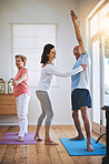 Staying healthy one stretch at a time