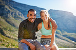 Fitness has given us a healthier relationship as well