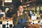 Smart technology makes her a more productive small business owner