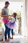Put your fanciest tutu on!