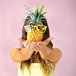 Don't forget to put your pineapple face on