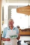 He always wanted to open his own sandwich bar