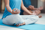 Form is always key when it comes to yoga