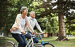 There's nothing better than enjoying a bike ride together