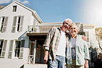 We bought our dream retirement home