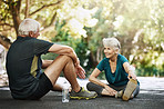 Staying in shape as they age