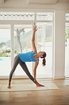 Yoga is a great way to strengthen the entire body