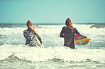 Couples who surf together stay together