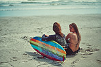 Surfing is an experience best shared