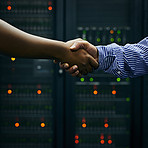 Making deals in the data center