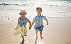 Some of a child's best memories are made at the beach