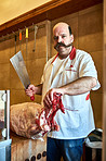 Come to my butchery if you want quality meat