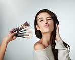 Tools to enhance her beauty