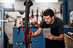 Bicycle repair made simple with smart technology