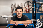 The best bicycle repair man in town