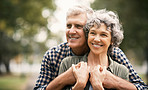 Grow old together and experience the fruits of love