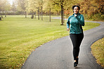 Run longer, get fitter
