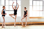 The best ballerinas in their class