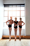 Ballet friends make the best friends