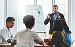 Staying on top of company performance with regular review meetings