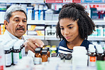She trusts her pharmacist to help manage her health