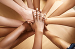 The biggest strength of mankind lies in unwavering unity