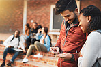 Navigating campus life with a mobile app