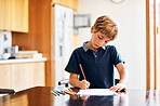 Homework helps to develop positive study skills and habits