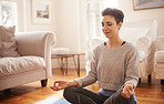 Start your day with balance by meditating