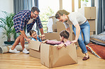 Getting the family involved boosts family morale