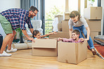 Get the kids involved and making moving day fun