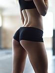 Fitness is the key to get the body you want