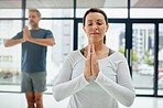 Silence is one of your best yoga friends